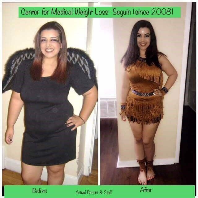 Supervised Weight Loss Program After